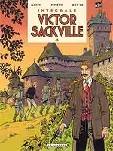 Victor Sackville Intégrale, Tome 4 :