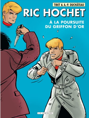 Ric Hochet, Tome 78