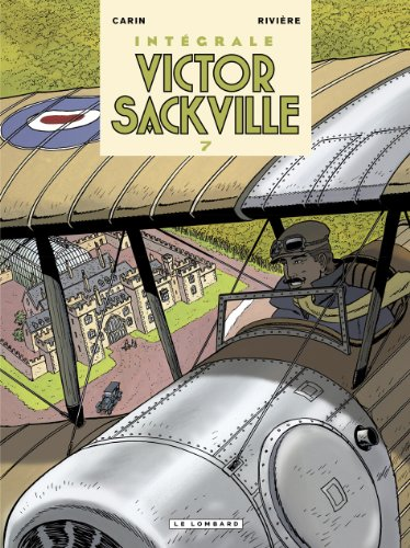 Victor Sackville Intégrale, Tome 7