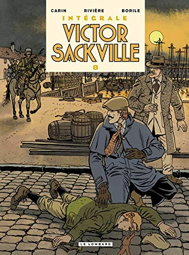 Victor Sackville Intégrale, Tome 8