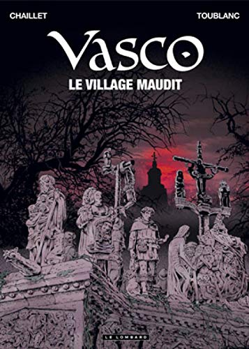 Vasco T24 le Village Maudit