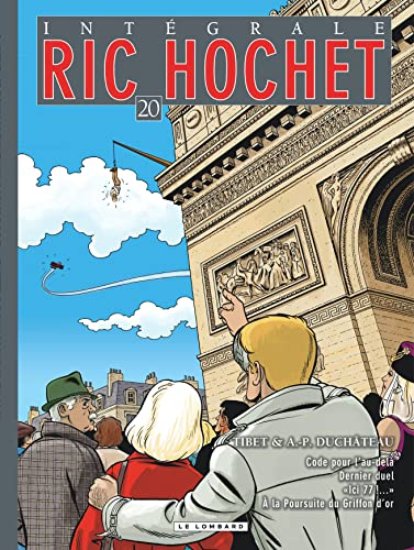 Ric Hochet, Tome 20 :