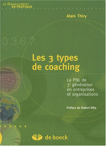 Les 3 types de coaching