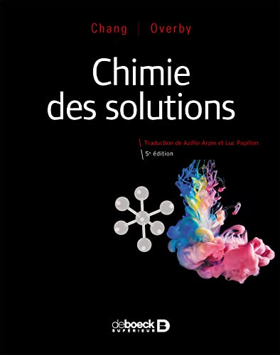 Chimie des solutions |