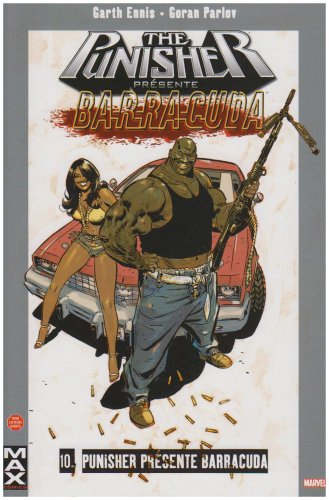 The Punisher, Tome 10 : Punisher présente Barracuda