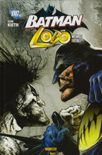 Batman-Lobo : Menace fatale