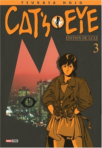 Cat's Eye, Tome 3 : Edition de luxe