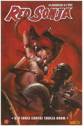 Red Sonja : Red Sonja contre Thulsa Doom