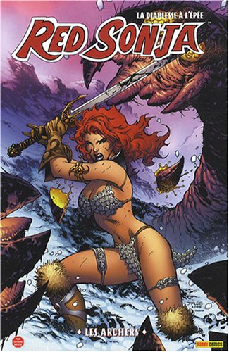 Red Sonja, Tome 2 : Les archers