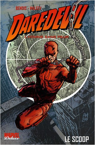 Daredevil, Tome 1 : Le scoop