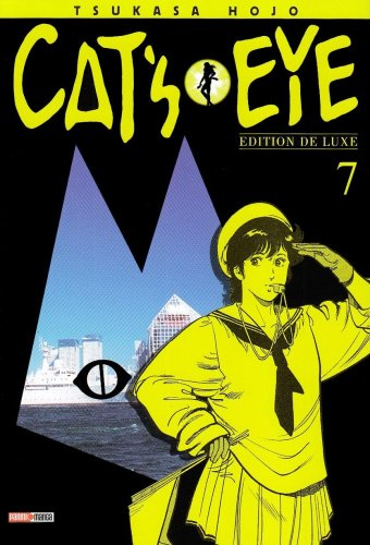 Cat's Eye, Tome 7 : Edition de luxe