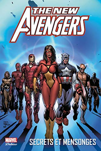 The New Avengers, Tome : Secrets et mensonges
