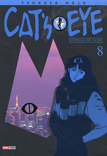 Cat's Eye, Tome 8 : Edition de luxe