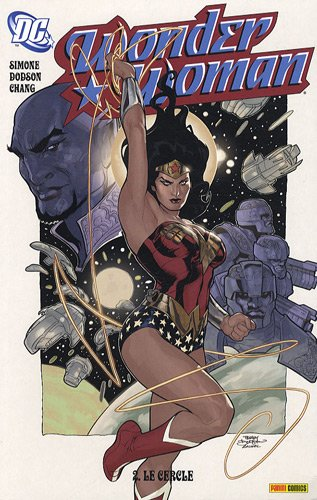 Wonder Woman, Tome 2 : Le cercle