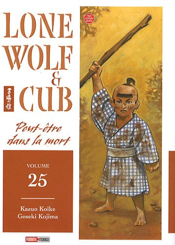 Lone Wolf & Cub, Tome 25 :