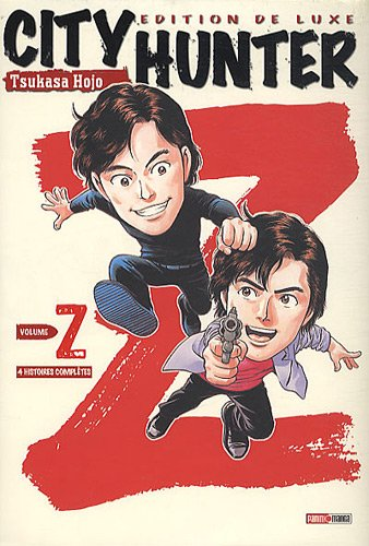 City Hunter, Tome 3: Z