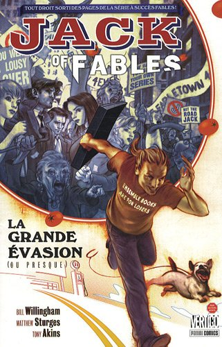 Best Of - Jack of fables, Tome 1