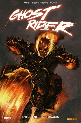 Ghost Rider, Tome 7 : Entre enfer et paradis