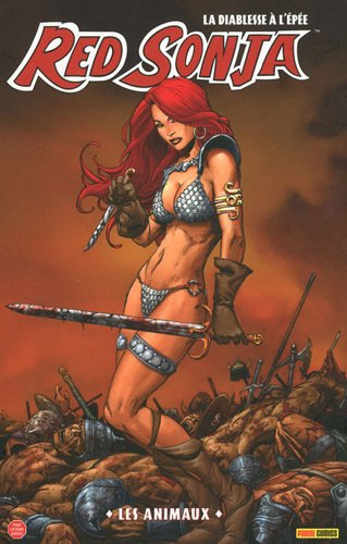 Red Sonja, Tome 4 : Les animaux