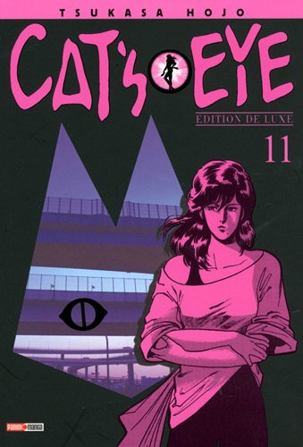 Cat's Eye, Tome 11 : Edition de luxe