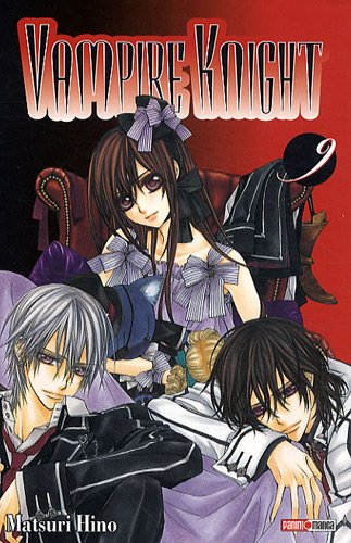 Best Of - Vampire Knight, Tome 9