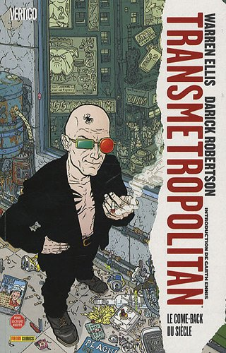 Best Of - Transmetropolitan, Tome 1 : Le come-back du siècle