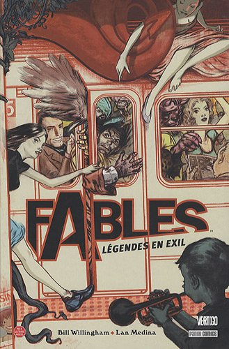 Best Of - Fables, Tome 1