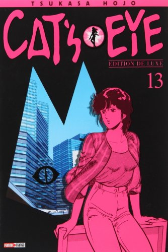 Cat's Eye, Tome 13 : Edition de luxe