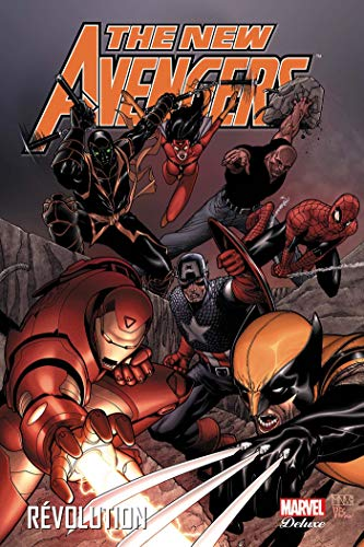 The New Avengers, Tome 3 : Révolution