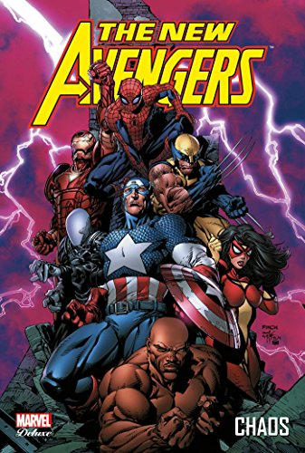 The New Avengers, Tome 1 :