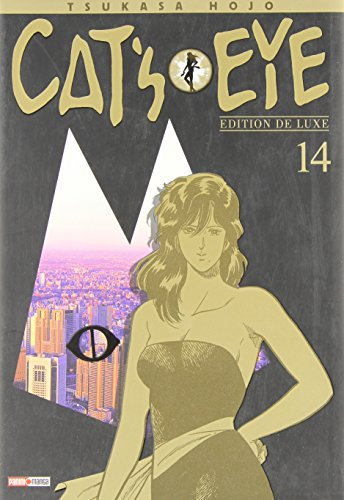 Cat's Eye, Tome 14 : Edition de luxe