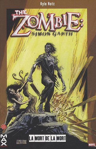 The Zombie : Simon Garth