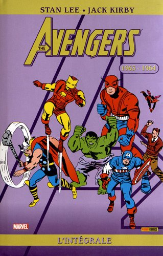Avengers, Tome 1 : 1963-1964