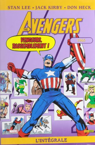 Avengers, Tome 2 : 1965