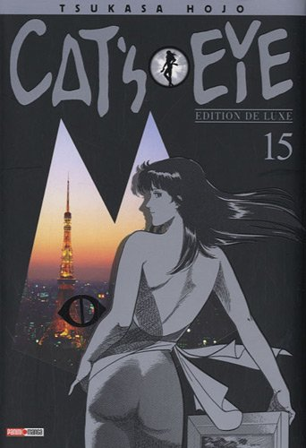 Cat's Eye, Tome 15 : Edition de luxe