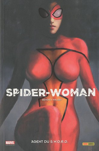 Spider-woman : Agent du SWORD