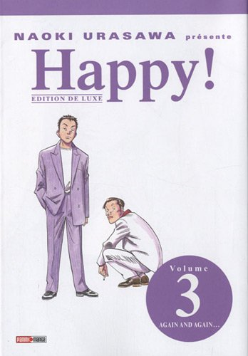 Happy !, Tome 3 : Again and again...