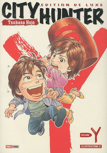 City Hunter : Volume Y Illustrations 2