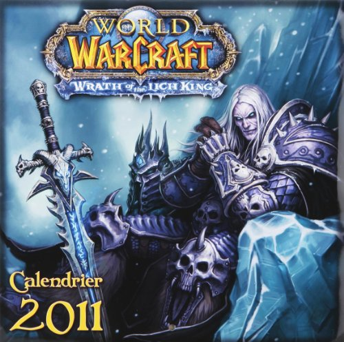Calendrier World of Warcraft 2011