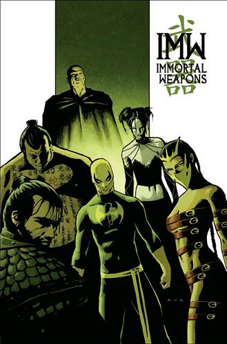 Iron Fist, Tome 6