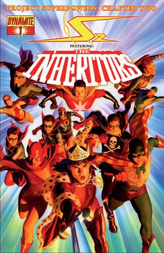 Project superpowers, Tome 3