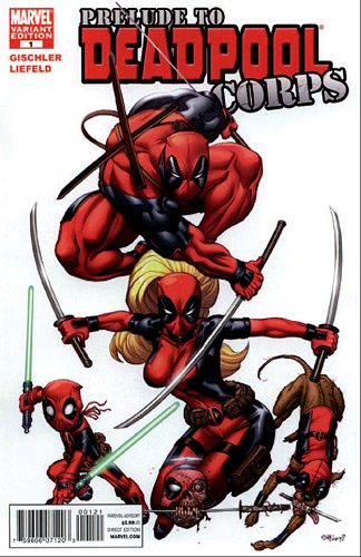 Deadpool Corps, Tome 1