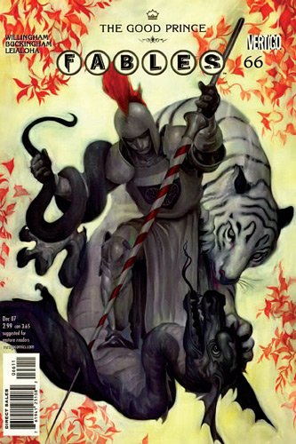 Fables, Tome 13