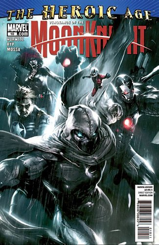 La vengeance de Moon Knight, Tome 2