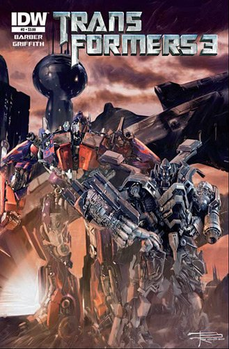 Transformers 3, Tome 1 : Fondation