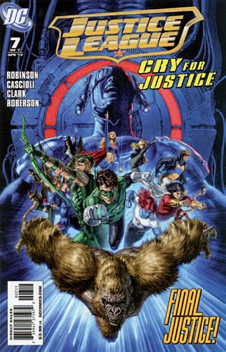 Justice League, Tome 2