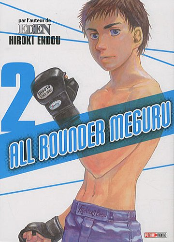 All Rounder Meguru, Tome 2 :