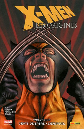 X-Men : les origines, Tome 3 :