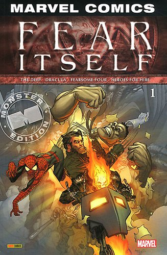 Fear itself tome 1