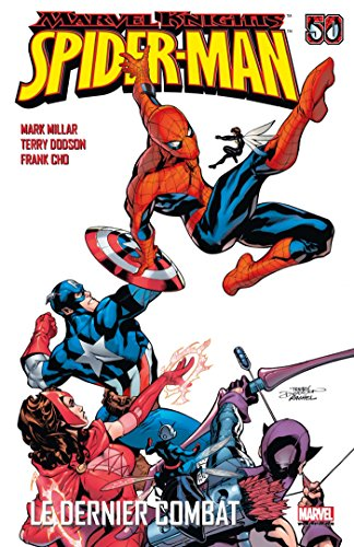 Spider man marvel knights